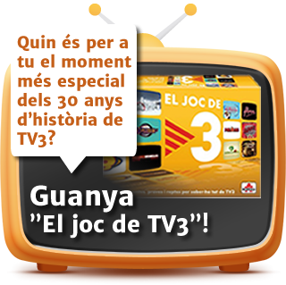 Quin �s el teu moment favorit de la hist�ria de TV3